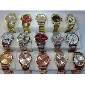 8d8663b2a95 Lote Relogios Atacado - Relógio Feminino no Mercado Livre Brasil
