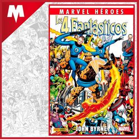 Los 4 Fantásticos De John Byrne Vol. 1 Marvel Heroes Panini