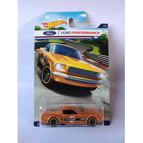 Hot Wheels `65 Mustang 2+2 Fastback Maxx88