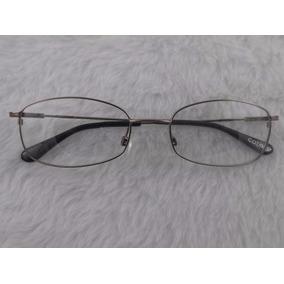 Armação Antiga Oculos Italiano Platini Armacoes - Óculos no Mercado ... 602769fe88