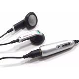 Fone De Ouvido Sony Ericson Bass Reflex W580i W800i Original