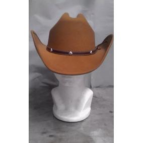 Sombrero Texano Durango Color Tabaco Unisex Envío Gratis 63f1a654937