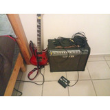 Amplificador Line 6 75 W + Footswitch