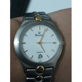 Relógio Bulova Super Conservado (pouco Uso)