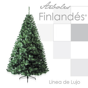 8e6c93c0720 Arbol Pino De Navidad Verde 1.90 Metros Modelo Finlandes Msi