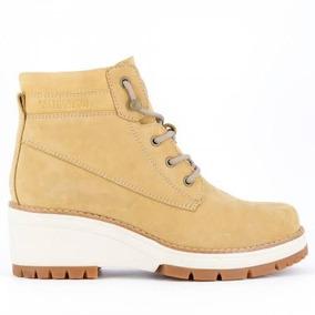 10da3ce7d8f05 Zapatos De Seguridad Caterpillar Para Mujer - Zapatos Marrón en ...