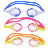 1 Óculos Natação Nadar Piscina Verão Color Infantil Barato 4ff4141bce