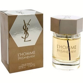 Perfume Yves Saint Laurent L´homme 100ml -- Hombre Original
