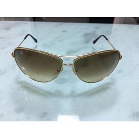 bdff1f9b9c118 Óculos De Sol Polaroid Tipo Rayban Aviador Polarizado - Óculos no ...