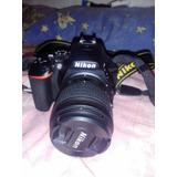 Cámara Profesional Nikon D5600