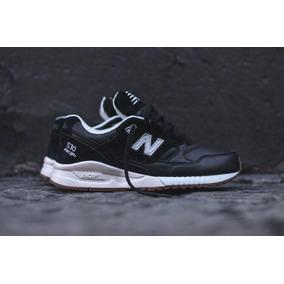 new balance 530 hombre negras
