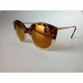 Illesteva Linate C3 Óculos De Sol Com Armação Dourada. Santa Catarina ·  Illesteva Palm Beach fd20c25107