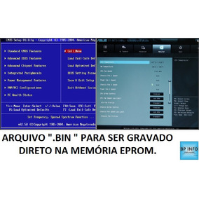 Arquivo De Bios (.bin) - Asus B85m-gamer
