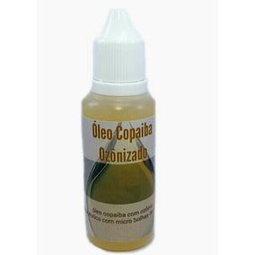 Oleo Copaiba Com Ozonio Terapeutico