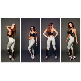 Conjunto Hipkini Top Y Leg Nike La Bella Mafia Under Armo