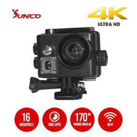 Câmera De Ação Sunco So33 4k