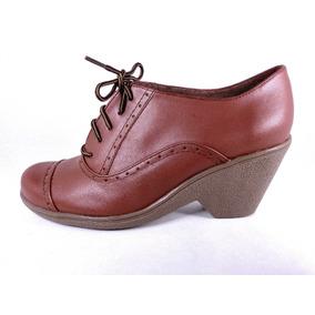 Zapato Oxford Ropa Femenina Calzado - Calzado Mujer en Mercado Libre ... d125bc1b39c9