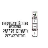 Esquema Celular Smart Samsung Galaxy A8 Duossfrete Gratis