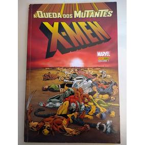 Hq X-men A Queda Dos Mutantes Vol. 1 | 284 Pag. Raríssima