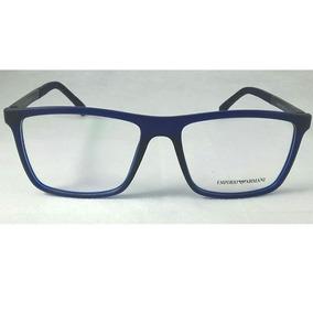 fc390e67bf7ed Armação Acetato P  Grau Óculos Empório Armani Pronta Entrega
