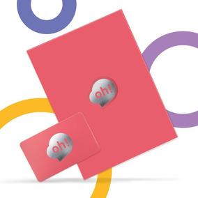 Tarjeta Oh! Gift Card $1500. Holder Institucional