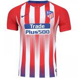 Camisa Oficial Do Atlético De Madrid 2018 - Bom E Barato 3070cb3ec2be7