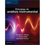 Libro Principios Análisis Instrumental, Douglas Skoog Pdf