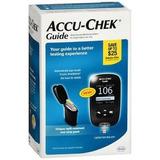 Medidor De Glucosa Accu Check Guide