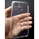 Capinha Flexível Zenfone 3 Zoom Ze553kl 5.5 +2película Gel