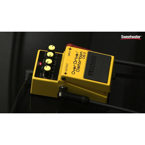 Pedal Boss Os-2 Overdrive/distortion