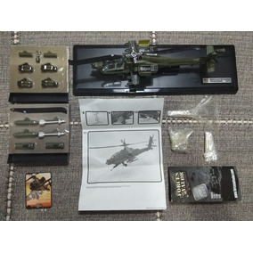 Helicóptero Apache - Forces Of Valor - 1:48