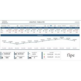 Tabela Fipe Excel - Carro / Caminhão / Moto (abr 2019)