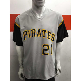 Remera Casaca Park Antony Mlb Pittsburgh Pirates Made In Usa ca16625414545