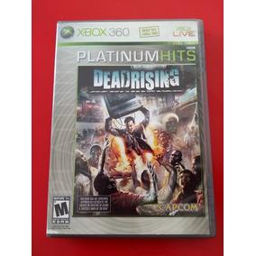Dead Rising Xbox 360 Descrição