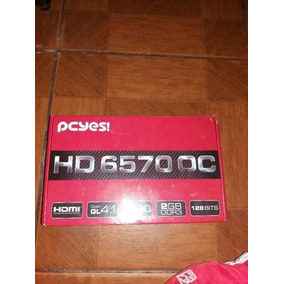 Placa De Video Hd 65700c