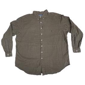 Camisa Ralph Lauren 3xlt Classic Fit Big Mens Xxxl