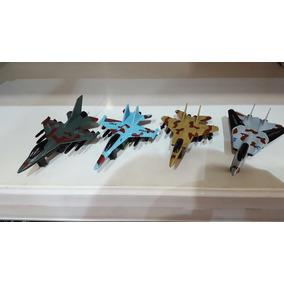 Avion De Metal Pull Back Guerra Camuflados July Toys