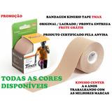 2eb0ae1a27 Kinesio Bandagem Elástica (registro Anvisa  80584310001) - Esportes ...