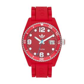 Reloj adidas Originals Modelo Brisbane Rojo