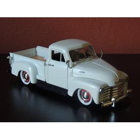 Miniatura Pick Up 3100 Branca 1:24 Jada Toys