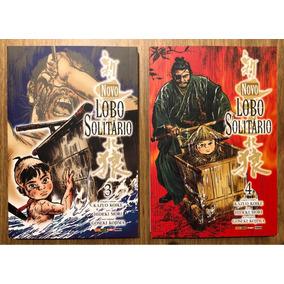 Novo Lobo Solitário - Eds. 3 E 4 (mangá)