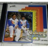 Los Shapis Historia Musical Salsa Cumbia Chicha Cd