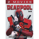 Dvd - Deadpool - Pack