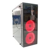 Cpu Gamer /core I5/ 8gb/ 1tb/ Gtx1050 4gb Ti/ Wifi/ Led Gab.