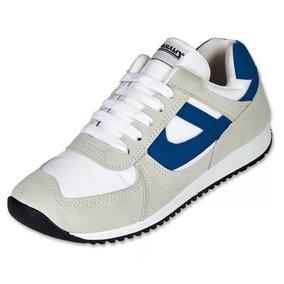 Tenis Sneakers Hombre Caballero Panam Clasico Comodo Origina