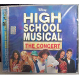 High School Musical The Concert Cd Y Dvd Made In Mexico