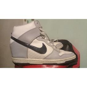 Zapatillas Nike Con Taco Mujer Nuevas - Ropa y Accesorios en Mercado ... b4d7b1e949400