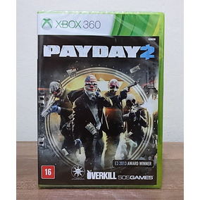 Payday 2 Xbox 360 Pay Day 2 Xbox 360