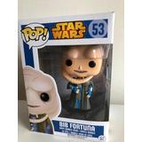 Funko Pop! Star Wars Bib Fortuna #53 Return Of The Jedi