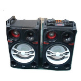 Parlante Pagoda Pgd-2023 Subwoofer 10